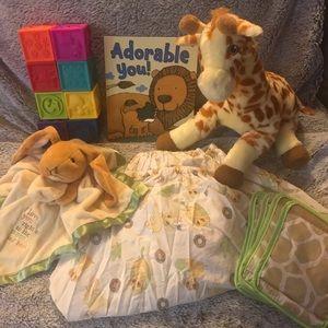 🆕 NB-Toddler unisex baby bundle